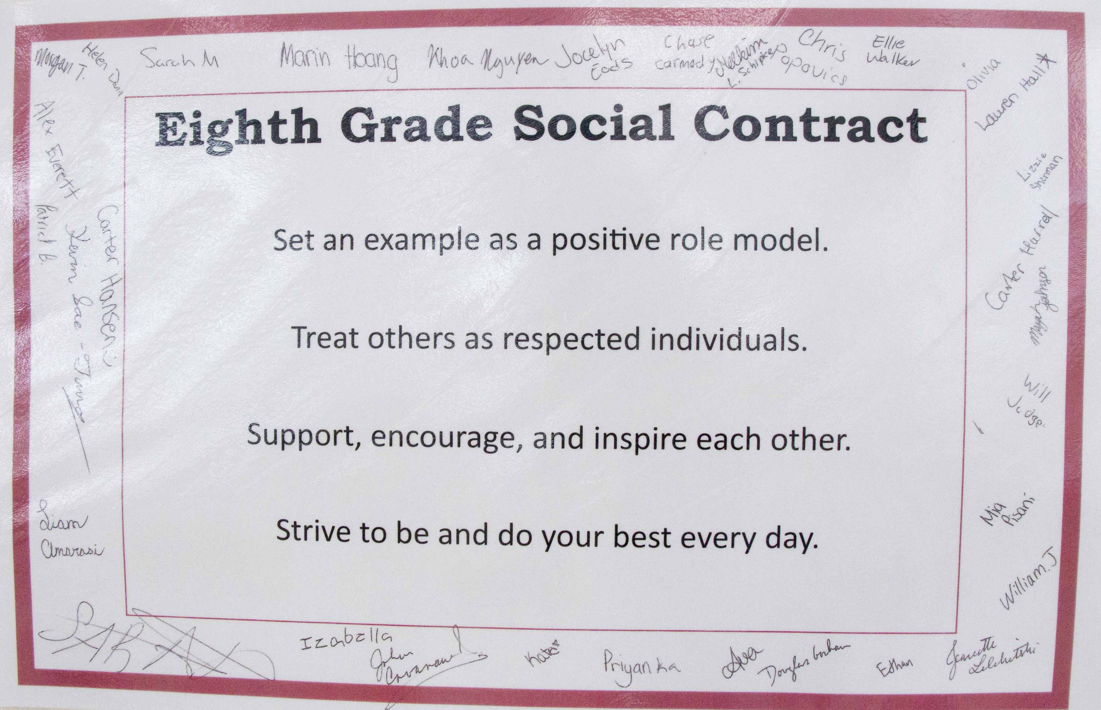 8th social contract